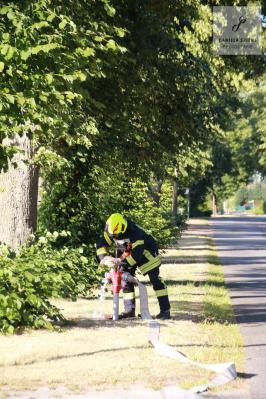 Fotoalbum Übung der Gemeindewehren