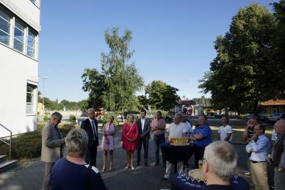 Fotoalbum Jahresempfang am 03.07.2018 des Amtes Neustadt (Dosse)