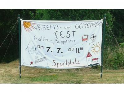 Fotoalbum Vereins- und Gemeindefest 7.7.2018