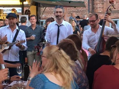 Fotoalbum 27. Pinneberger Weinfest