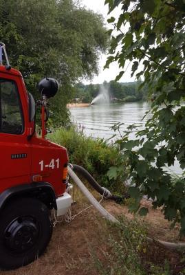 Fotoalbum Hilfeleistung - Wißmarer See