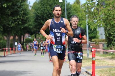 Fotoalbum Triathlon-Langdistanz Weltmeisterschaft in Dänemark