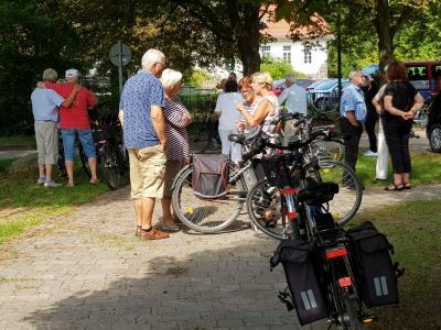 Fotoalbum Dorffest   der Gemeinde Ganzlin in Ganzlin am 21.07.2018