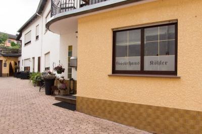 Fotoalbum Gästehaus Köhler