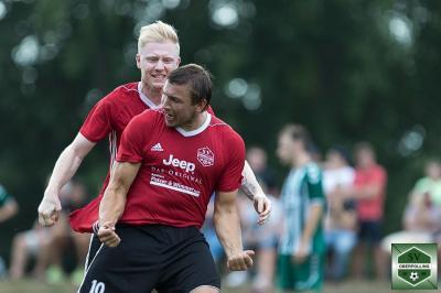Fotoalbum SV Oberpolling gegen FC Vilshofen