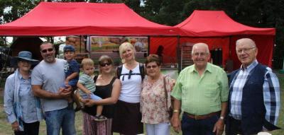 Fotoalbum 21. Backofenfest in Buschdorf