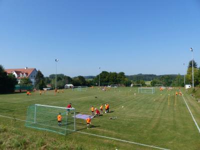 Fotoalbum 3. Fußball-Feriencamp in Kammlach