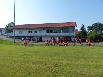 Foto des Albums: 3. Fußball-Feriencamp in Kammlach (11.08.2018)