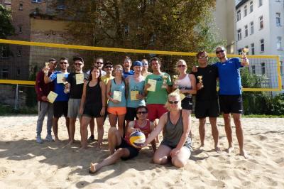 Fotoalbum Francke-Pokal Beachvolleyball