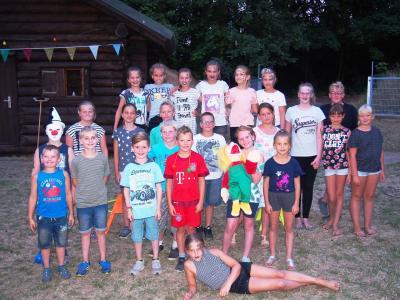 Fotoalbum Sommercamp 2018 1.Durchgang