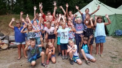 Fotoalbum Sommercamp 2018 2.Durchgang