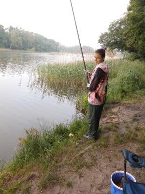 Fotoalbum Hegefischen Kinder/Jugend