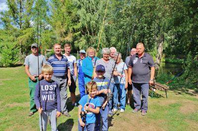 Fotoalbum Wallhäuser Familienangeltag