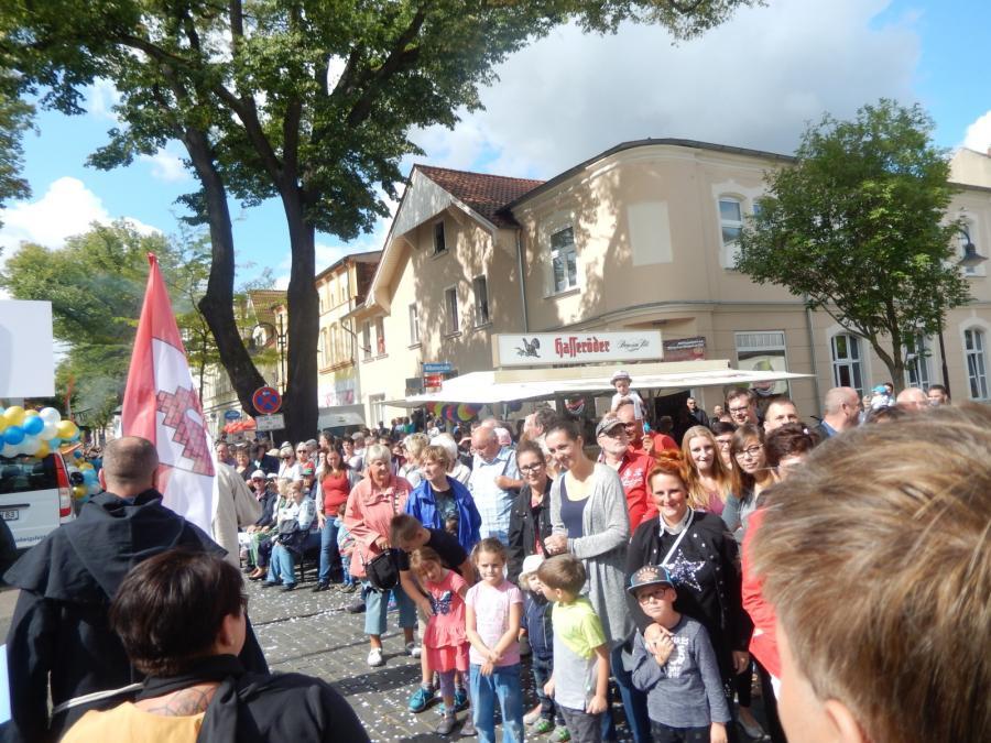 Wittenberge Brandenburg Tag