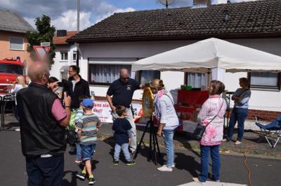 Fotoalbum Feuerwehr auf dem Dorffest - Krofdorf-Gleiberg