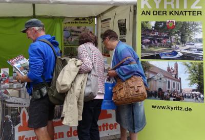 Fotoalbum Brandenburgtag in Wittenberge