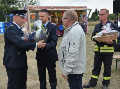 Fotoalbum Kemnitz feierte mit einem Dorffest 85 Jahre Ortsfeuerwehr