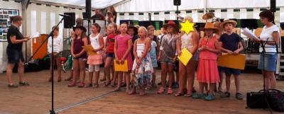 Fotoalbum Programm zum 70 jährigen Jubiläum Freibad Böhlitz