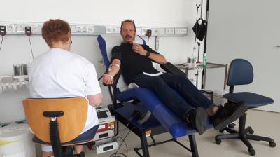 Fotoalbum Blutspendeaktion