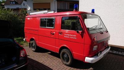 Fotoalbum Feuerwehrfahrzeug TSF