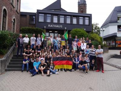 Fotoalbum Blaskapelle aus Brasilien zu Gast in der Verbandsgemeinde Rheinböllen