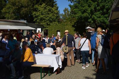 Fotoalbum 22. Falkenseer Backofenfest