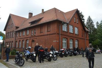 Fotoalbum Bürgermeister-Motorradtour 2018