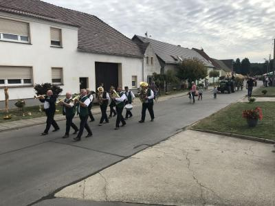 Fotoalbum Festumzug in Wehnsdorf