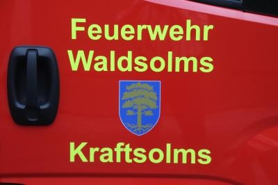 Fotoalbum Feuerwehrfahrzeug TSF-W Kraftsolms