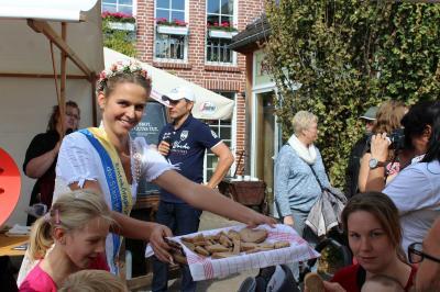 Fotoalbum Zwiebelkuchenfest in Schwante 2018