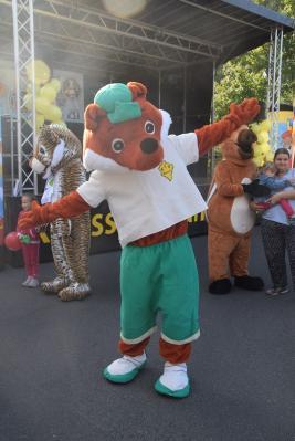 Fotoalbum Kinderfest 12. Eberswalder Stadtlauf