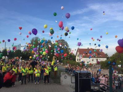 Fotoalbum Luftballonwettbewerb 2018