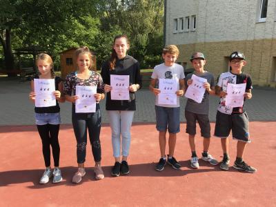 Fotoalbum Herbstcrosslauf 2018