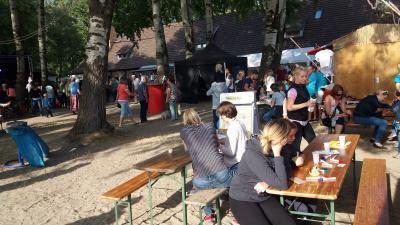 Fotoalbum Sommerfest der Gemeinde Rangsdorf 2018