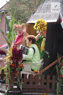 Foto des Albums: Kreiserntefest in Sülte (23.09.2018)