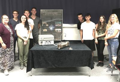 Fotoalbum Physik-LK der MSS 13 besucht Workshop an der Universität Mainz