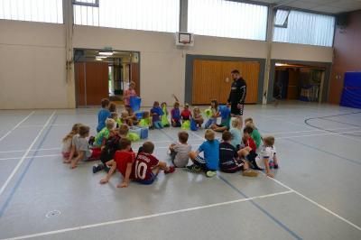 Fotoalbum Handballaktionstag