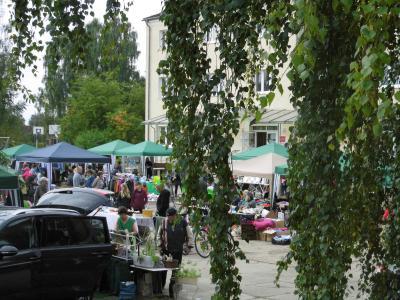 Fotoalbum 3. MGH-Flohmarkt