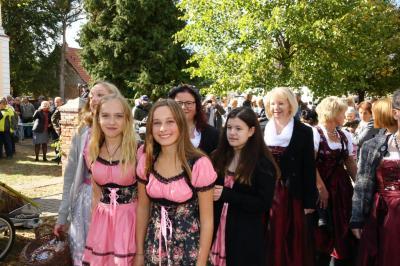 Fotoalbum Erntedankfest in Dollgow