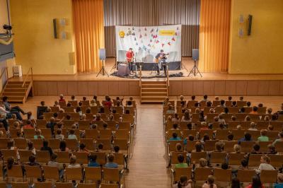 Fotoalbum Kinder-Lied-Theater mit Kokott und Georgi