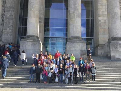 Fotoalbum Trilaterales Treffen an der Diesterweg-Grundschule
