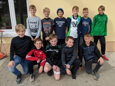 Fotoalbum Kreisfinale Fußball