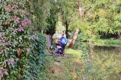 Fotoalbum 1. Fischerfest beim Roßlaer Anglerverein