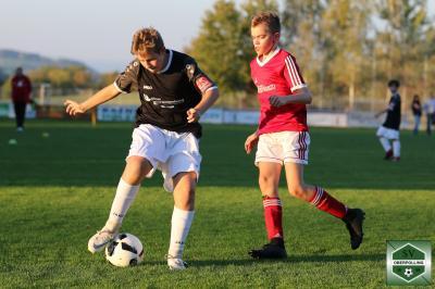 Fotoalbum (SG) FC Ruderting II gegen (SG) SV OberpollingU13 D-Jugend