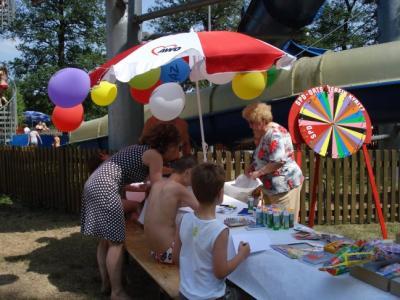 Foto des Albums: Kindertag im Strandbad Kyritz (01.06.2008)