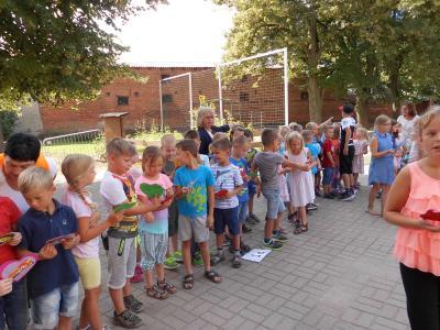 Fotoalbum 1. Schultag Klasse 1