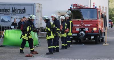Fotoalbum 40. Verbandsgemeinde-Feuerwehrtag in der Verbandsgemeinde Rheinböllen