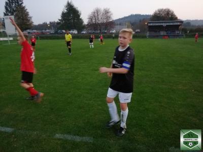 Fotoalbum (SG) SV Zenting II gegen (SG) SV Oberpolling U13 D-Jugend