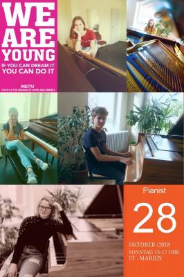 Fotoalbum Piano-Festival in Vorbereitung