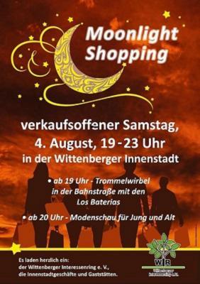 Fotoalbum Moonlight-Shopping